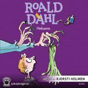 Lydbok - Heksene-Roald Dahl