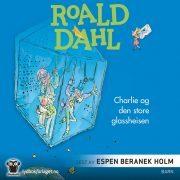 Lydbok - Charlie og den store glassheisen-Roald Dahl
