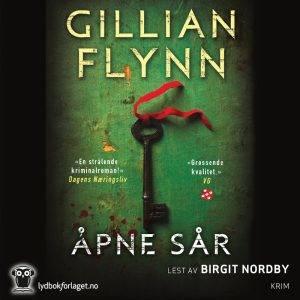 Lydbok - Åpne sår-Gillian Flynn