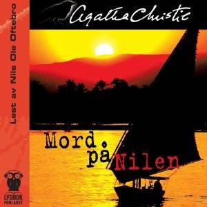 Lydbok - Mord på Nilen-Agatha Christie