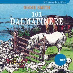 Lydbok - 101 dalmatinere-