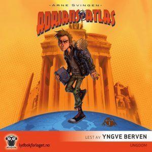 Lydbok - Adrians atlas-