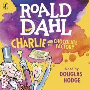 Lydbok - Charlie and the Chocolate Factory-Roald Dahl