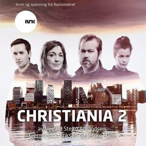 Lydbok - Christiania 2-