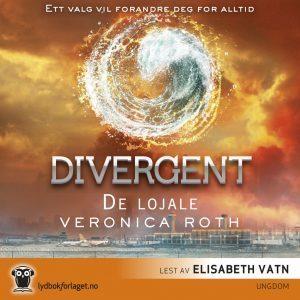 Lydbok - Divergent. De lojale-