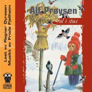Lydbok - Jul i stua-