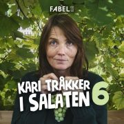 Lydbok - Kari tråkker i salaten #6 Tante Fanny og Wergelands fioler-Kari Slaatsveen