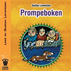 Lydbok - Prompeboken-