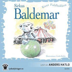 Lydbok - Sirkus Baldemar-