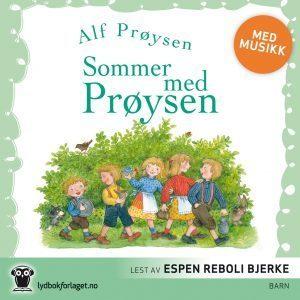 Lydbok - Sommer med Prøysen-
