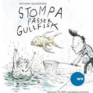 Lydbok - Stompa passer gullfisk-