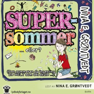 Lydbok - Supersommer-