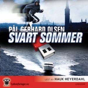 Lydbok - Svart sommer-