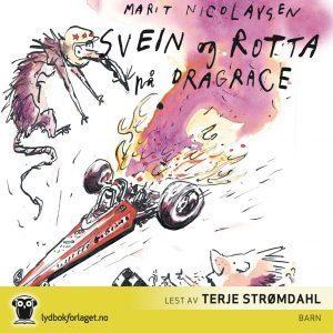Lydbok - Svein og rotta på dragrace-