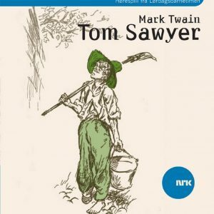 Lydbok - Tom Sawyer-