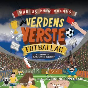 Lydbok - Verdens verste fotballag-