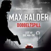 Lydbok - Dobbeltspill-Rune Angell-Jacobsen