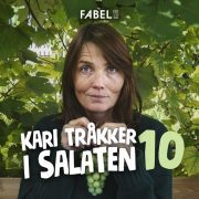 Lydbok - Kari tråkker i salaten #10 Bønner i by'n-Kari Slaatsveen