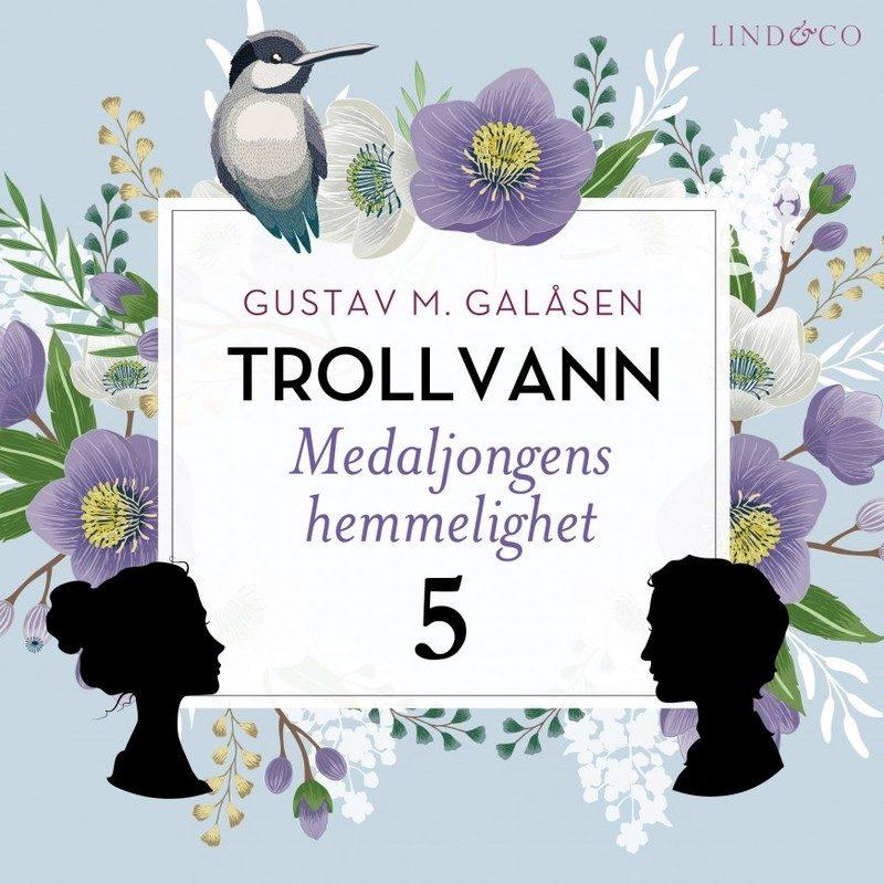 Lydbok - Medaljongens hemmelighet-Gustav M. Galåsen