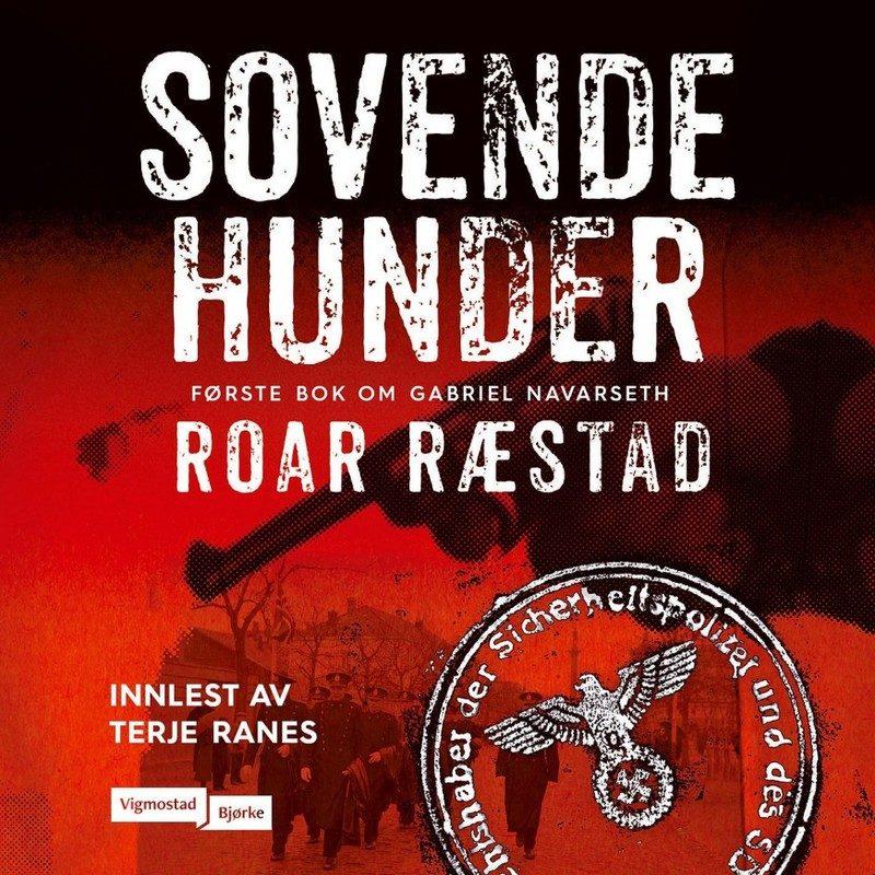 Lydbok - Sovende hunder-Roar Ræstad