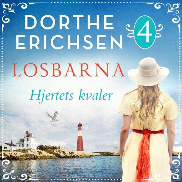 Lydbok - Hjertets kvaler-Dorthe Erichsen