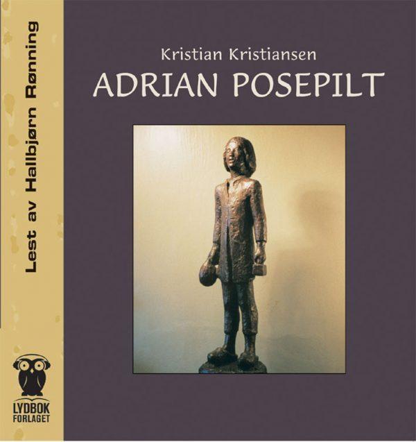 Lydbok - Adrian Posepilt-