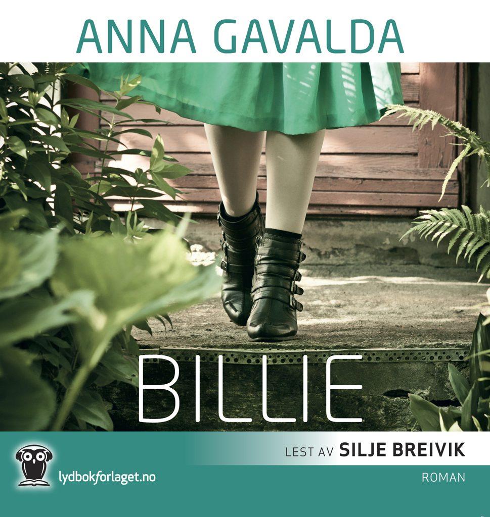 Lydbok - Billie-