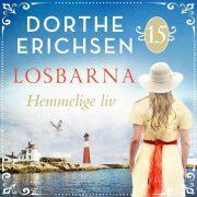 Lydbok - Hemmelige liv-Dorthe Erichsen