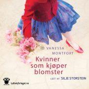 Lydbok - Kvinner som kjøper blomster-