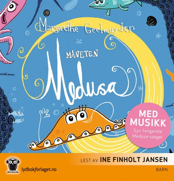 Lydbok - Maneten Medusa-