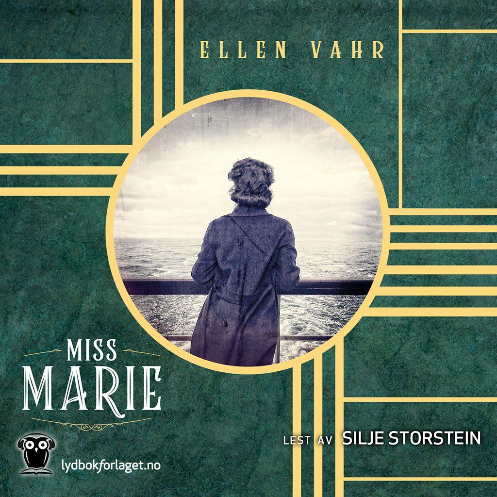 Lydbok - Miss Marie-