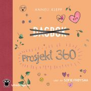 Lydbok - Prosjekt 360-Anneli Klepp