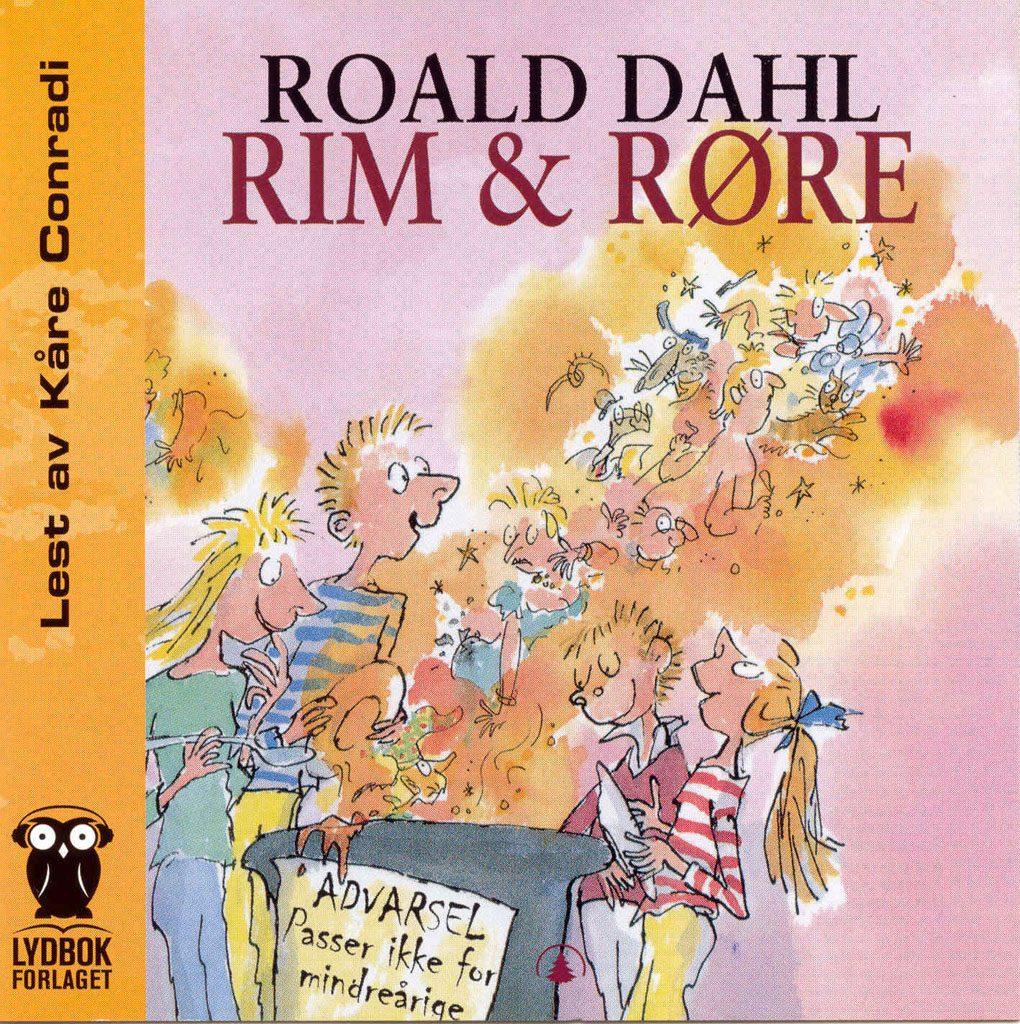 Lydbok - Rim & Røre-