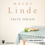 Lydbok - Talte dager-