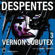 Lydbok - Vernon Subutex 3-