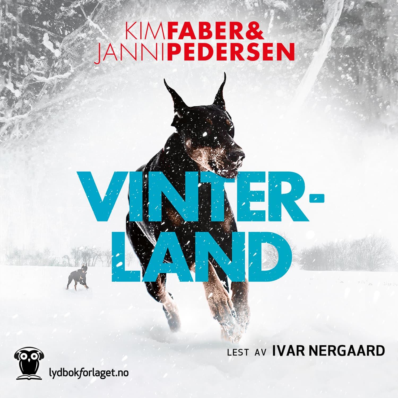 Lydbok - Vinterland-Kim Faber og Janni Pedersen