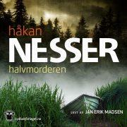 Lydbok - Halvmorderen-Håkan Nesser