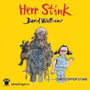 Lydbok - Herr Stink-David Walliams