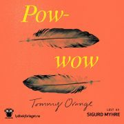 Lydbok - Powwow-Tommy Orange