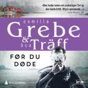 Lydbok - Før du døde-Camilla Grebe, Åsa Träff