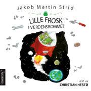 Lydbok - Lille Frosk i verdensrommet-
